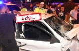 İzmir'de 'hız' dehşeti