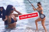 Kardashian hem seksi hem sade!