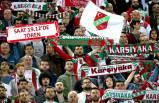 Karşıyaka'da tek yürek kutlama: