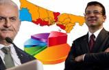 Son İstanbul anketi yayınlandı; İşte aradaki fark