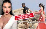 Adriana Lima'nın Türk sevgililerine tepki!