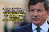 Ahmet Davutoğlu: Yeni partinin tarihi...