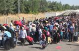 Bayram için kaç bin Suriyeli ülkesine gitti?