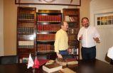 Çiğli'ye Milli Kütüphane desteği