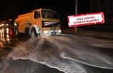 Çiğli'de Harmandalı sokakları yıkandı