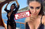 Ebru Polat, bikinili videosuyla Instagram'ı salladı!