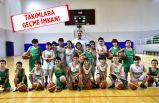 Geleceğin basketbolcuları Bornova'da yetişiyor