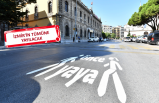 İzmir'de 170 noktada 'Öncelik Hayatın Öncelik Yayanın'