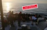 İzmir'de 'Umut' kaçakçılığı! 120 göçmen yakalandı