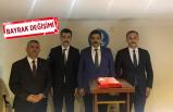 İzmir Ülkü Ocakları'nda yeni başkan Bekir Sıtkı Hastürk oldu