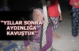 İzmirli 100 aile elektriğe kavuştu!