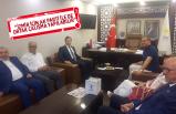Millet İttifakı'nın ortakları CHP ve İYİ Parti bir araya geldi