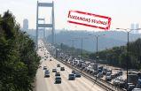 O köprü trafiğe açıldı!