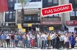 Torbalı'da Başkan Uygur'a protesto : Oğlana var da bize yok mu?