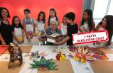 Yurttaş'tan minik sanatçılara tavsiye: Sanatla yaşayın