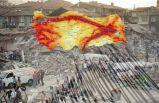 2040'a kadar deprem riski yüzde 75