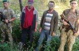 Askerler sınırda yakaladı