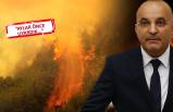Bakan Pakdemirli'ye 'yangın' eleştirisi
