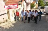 Başkan Engin'in sokak mesaisi: Baştan sona gezdi...