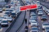Bayram öncesi sürücülere hayati uyarılar