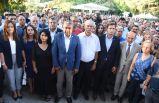 CHP İzmir geleneği bozmadı: Kültürpark'ta bayramlaştı