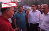 CHP'li Bakan yangın yerinde: İhmal çıkışı
