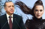 Cumhurbaşkanı Erdoğan, Demet Akalın'a teşekkür etti