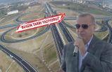 Cumhurbaşkanı Erdoğan İstanbul-İzmir Otoyolu açılışını gerçekleştirdi
