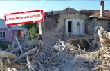 Denizli'de deprem sonrası hasar raporu!
