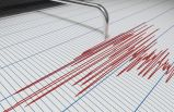Ege'de korkutan deprem