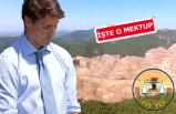İzmir Barosu'ndan Kanada Başbakanı'na mektup