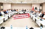 İzmir'de belediye skandallarının ardından ilk büyük toplantı başladı