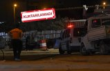 İzmir'de metro inşaatında feci kaza: Kolu koptu...