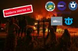 İzmir'deki oda ve borsalardan ağaçlandırma seferberliği