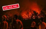 İzmir'deki orman yangınını o örgüt üstlendi