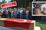 İzmir yangınında hayatını kaybeden pilota son görev