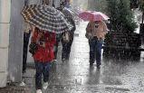 Meteoroloji uyardı: Sağanak yağış bekleniyor.