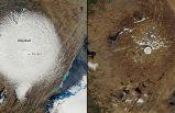 NASA'dan dünyayı ürküten paylaşım: Çok büyük tehlikelere yol açacak