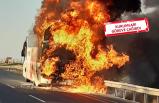 Otobüs yangınlarına ilişkin önlem açıklaması: Yasaklanmalı