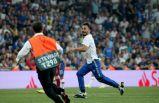 Süper Kupa'da sahaya atlayan Youtuber hakkında karar