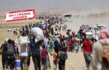 Suriye'den Türkiye'ye yeni göç dalgası!