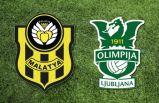 Yeni Malatyaspor Olimpija UEFA rövanş maçı saat kaçta, hangi kanalda?