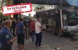 Adana'da polis servisine bombalı saldırı!