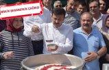 AK Parti'li Dağ, aşure dağıttı