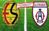 Altınordu evinde Eskişehirspor'la oynayacak
