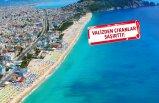 Antalya'da tatil yapan turist, otel yetkilisini şaşırttı!