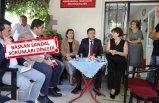 Başkan Sandal, her gün 3 mahalleyi dinleyecek