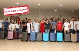 BAYSEM'den üniversiteli gençlere valiz hediyesi
