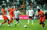 Beşiktaş: 1 - Medipol Başakşehir: 1