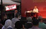 Ercan Kesal, İzmirlilerle buluştu